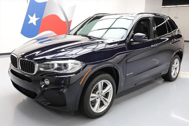 2014 BMW X5 (Blue/Black)