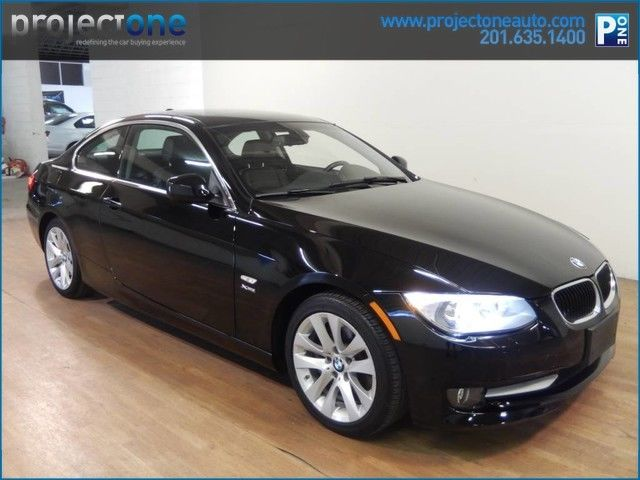 2013 BMW 3-Series (Black/Black)