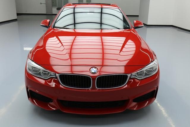 2014 BMW 4-Series (Red/Black)