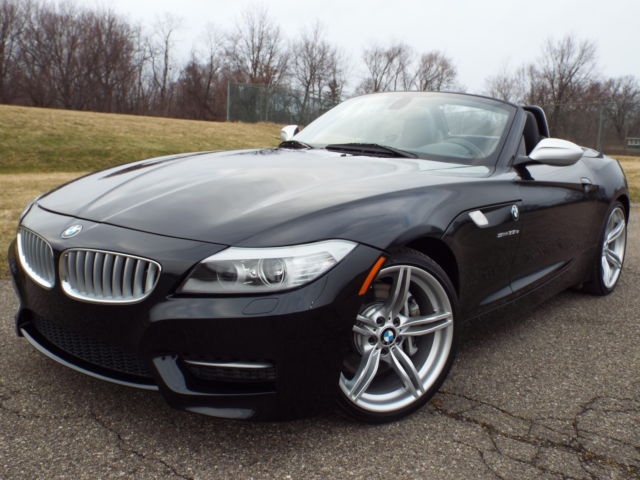 2013 BMW Z4 (BLACK/SPORT LEATHER SEATS)