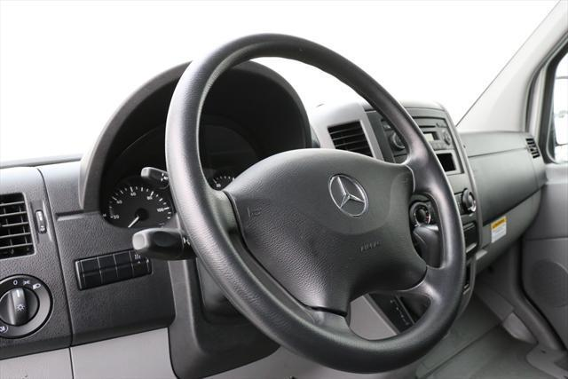 2013 Mercedes-Benz Sprinter (Silver/Black)