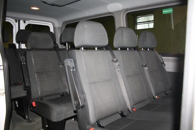 2014 Mercedes-Benz Sprinter 2500 Passenger Vans (White/Black)