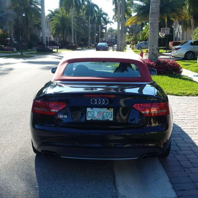 2011 Audi Rs5 For Sale: 2011 Audi S5 (Black/Black