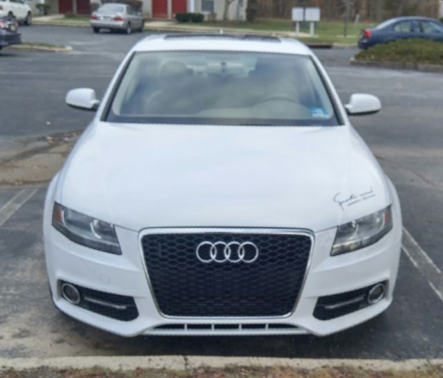 Seller Of German Cars 2010 Audi A4 White Tan
