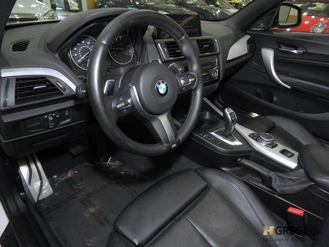 2015 BMW 2-Series (Gray/Black)