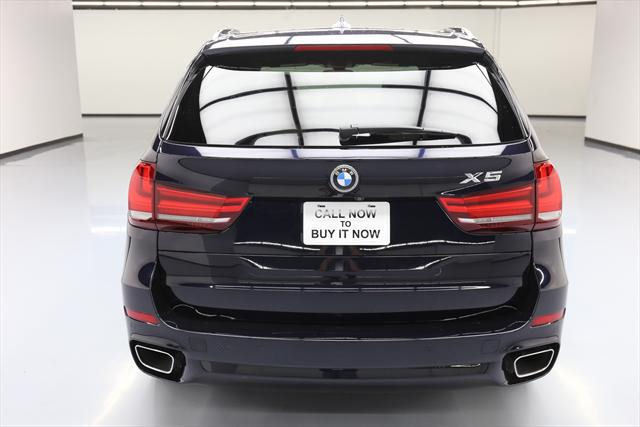 2015 BMW X5 (Black/Gray)