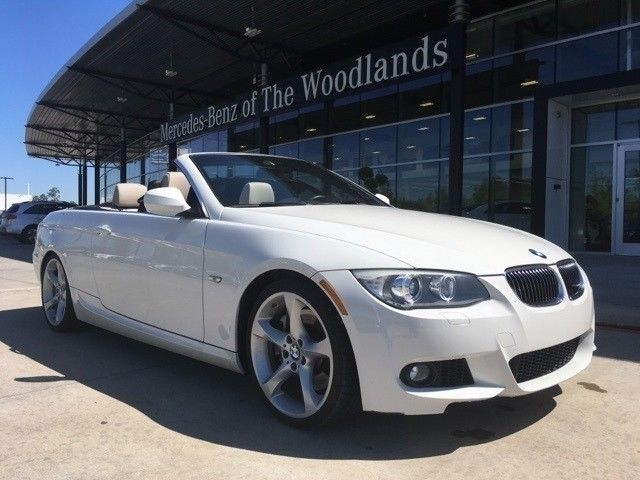 2012 BMW 3-Series (White/--)