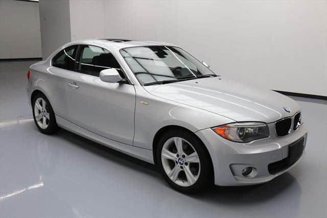 2013 BMW 1-Series (Silver/Black)
