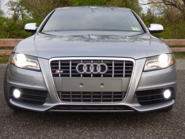2010 Audi S4 (Gray/Red/Black)
