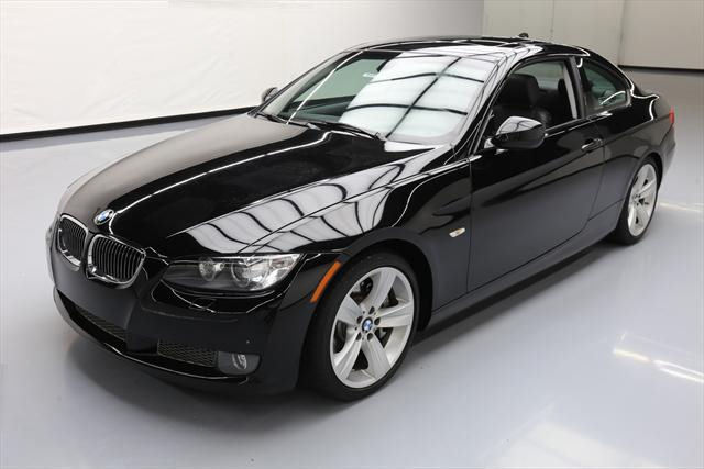 2010 BMW 3-Series (Black/Black)