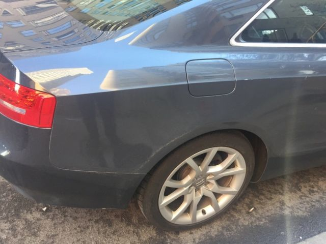 2011 Audi A5 (meteor grey/Black)