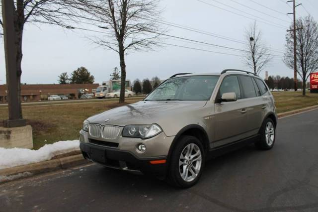 2007 BMW X3 (Brown/Brown)
