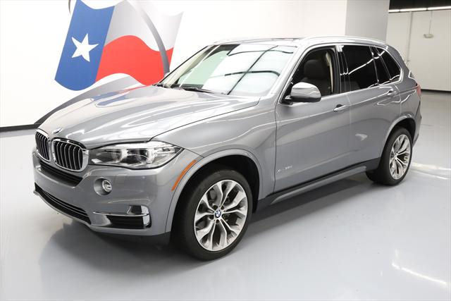 2014 BMW X5 (Gray/Brown)