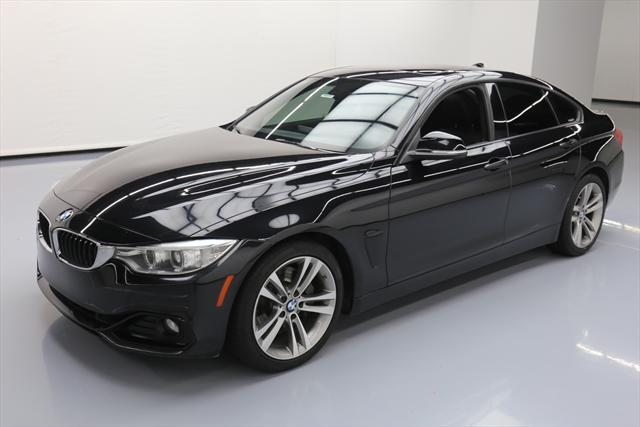 2015 BMW 4-Series (Black/Black)