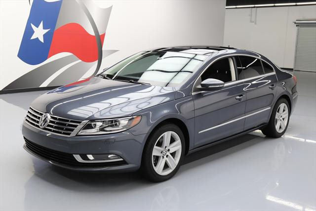 2015 Volkswagen CC (Gray/Black)