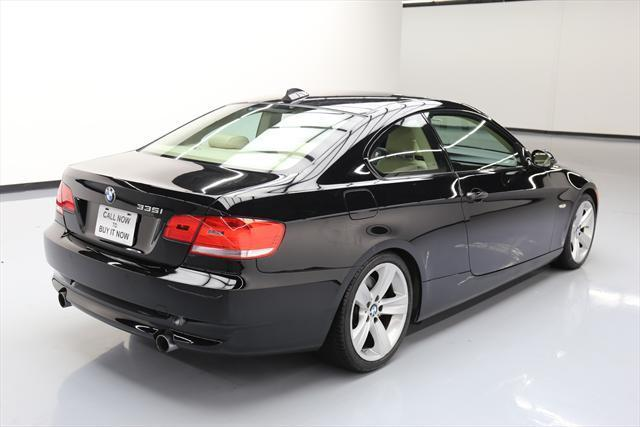 2009 BMW 3-Series (Black/Tan)