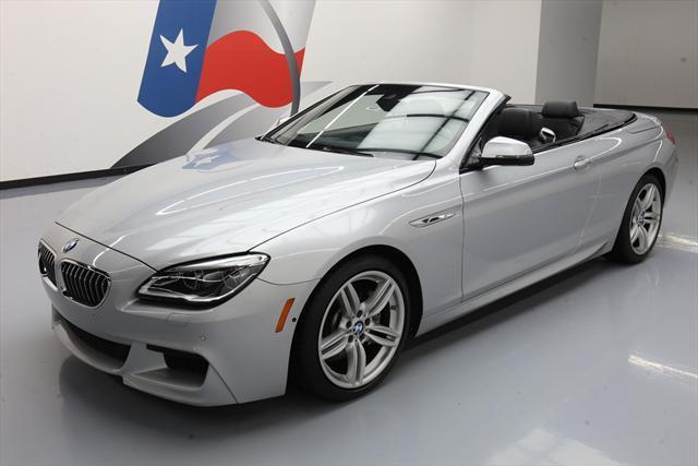2016 BMW 6-Series (Silver/Black)