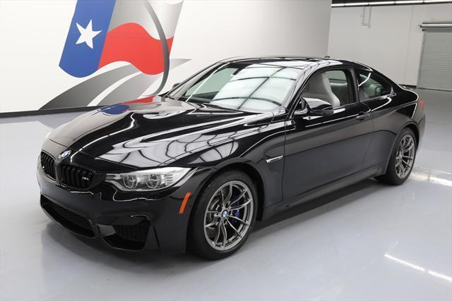 2015 BMW M4 (Black/Gray)
