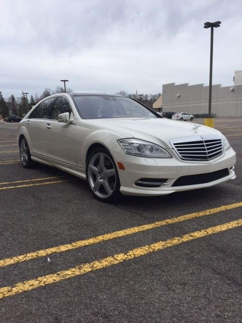 2011 Mercedes-Benz S-Class (Diamond White/Cashmere/Savannah Beige)