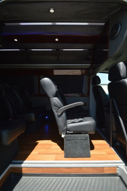 2015 Mercedes-Benz Sprinter (Gray/Black)