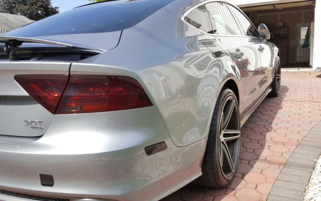 2012 Audi A7 (Brown/Black)