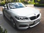 2016 BMW 2-Series (MINERAL WHITE/BLACK DAKOTA LEATHER)