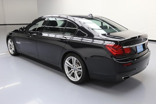 2015 BMW 7-Series (Black/Black)