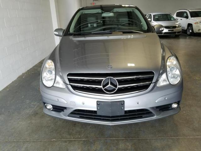 2010 Mercedes-Benz R-Class (GRAY/Unspecified)