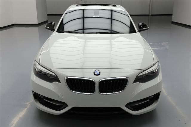 2014 BMW 2-Series (White/Black)