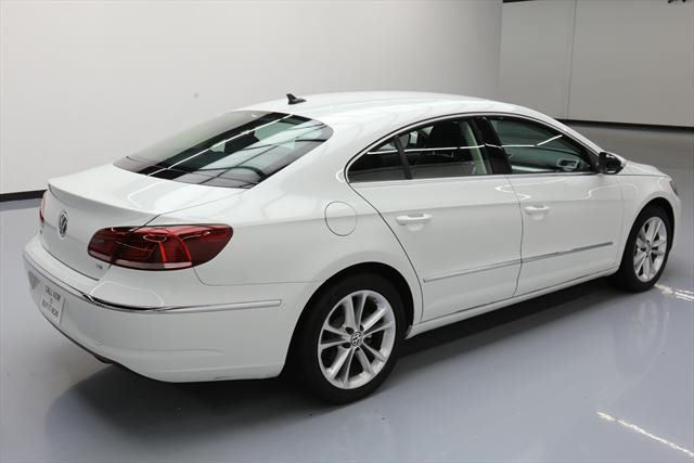2016 Volkswagen CC (White/Black)