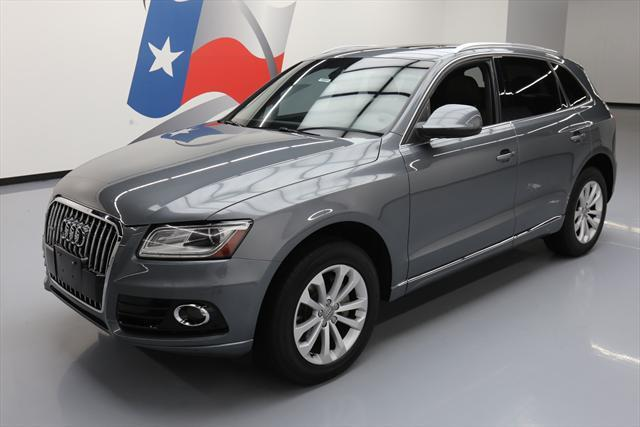 2013 Audi Q5 (Gray/Brown)