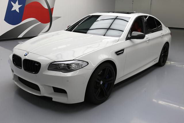 2013 BMW M5 (White/Other Color)