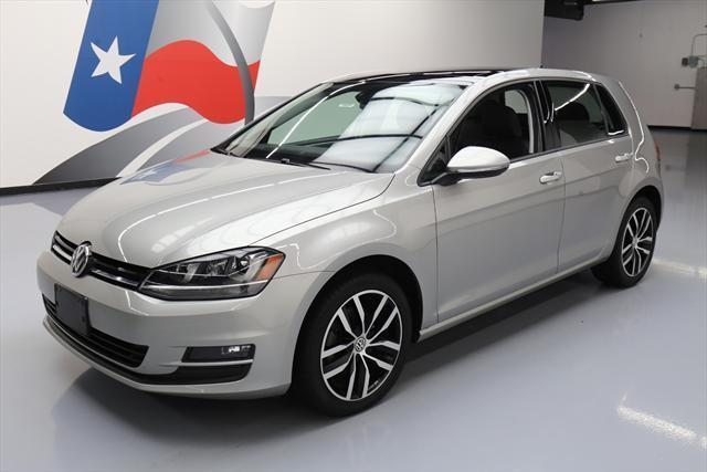 2015 Volkswagen Golf (Silver/Black)