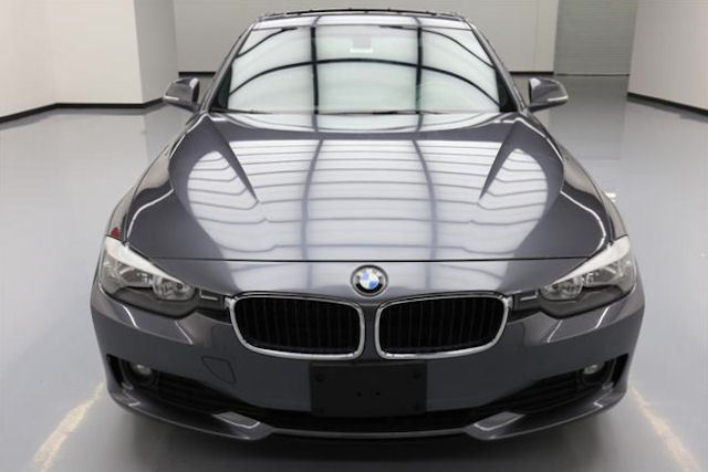 2014 BMW 3-Series (Gray/Black)
