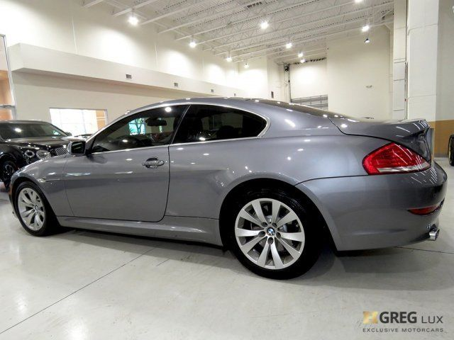 2008 BMW 6-Series (Gray/Black)