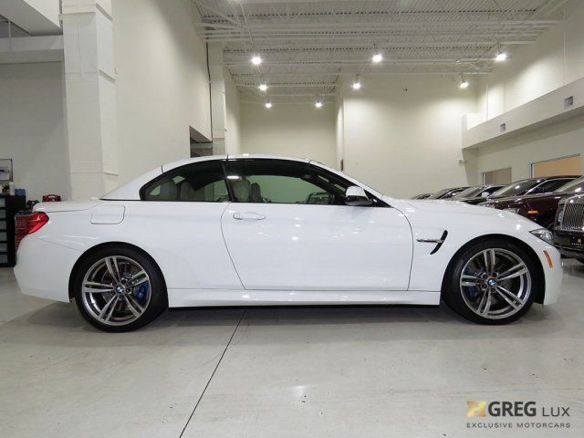 2016 BMW M4 (White/Sonoma Beige w/Extended Merino Leather Upholstery)