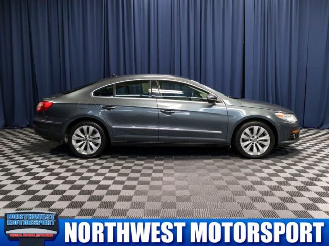 2009 Volkswagen CC (Gray/Black)
