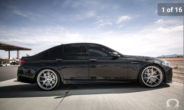 Seller Of German Cars 2013 Bmw M5 Black Black