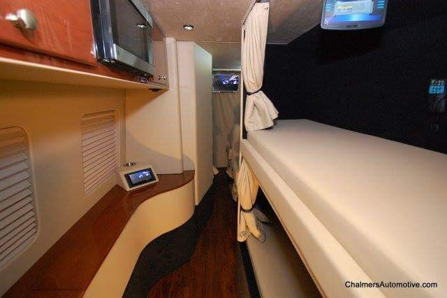 2011 Mercedes-Benz Sprinter (Polar White/Tan)