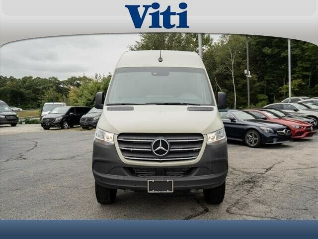 2019 Mercedes-Benz Sprinter (Gray/Black)