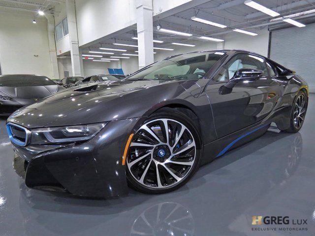 Seller Of German Cars 2014 Bmw I8 Blue