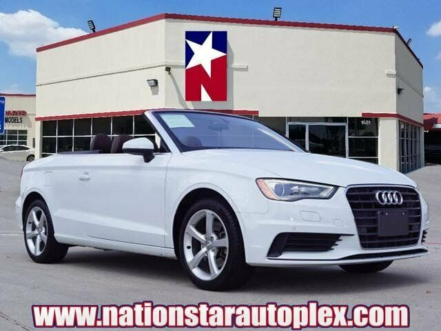 2016 Audi A3 (White/Leather)