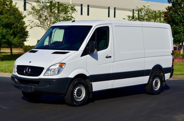 2013 Mercedes-Benz Sprinter (White/Gray)