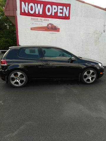 2011 Volkswagen Golf (--/--)