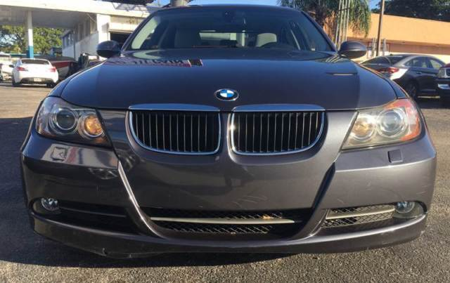 2008 BMW 3-Series (Gray/Gray)