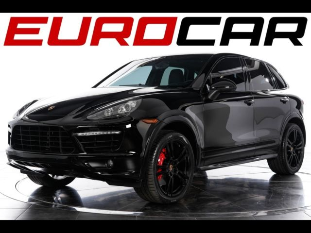 Seller Of German Cars 2014 Porsche Cayenne Black Black