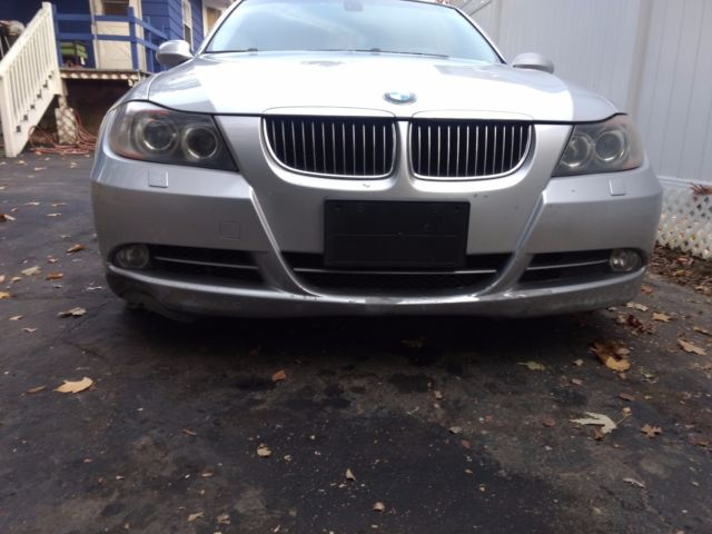 2007 BMW 3-Series (Silver/Gray)