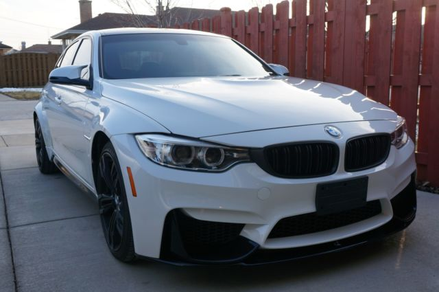 2015 M3 For Sale >> Seller Of German Cars 2015 Bmw M3 White Black