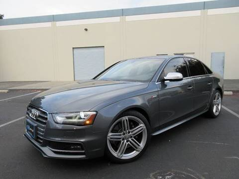 seller of german cars 2014 audi s4 grayblack