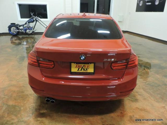2014 BMW 3-Series (Red/--)